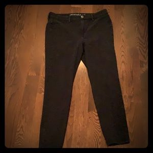American Eagle High Rise Jeggings